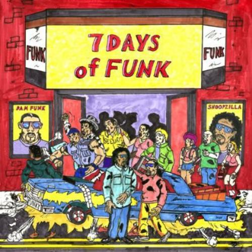 7 Days Of Funk (Dam Funk & Snoop) - 7 Days of Funk