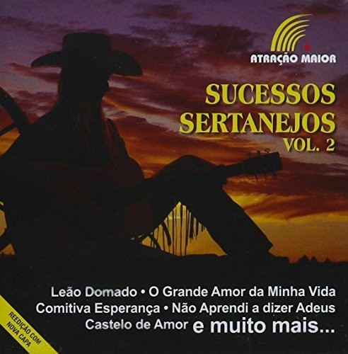 Sucessos Sertanejos Ao Vivo 2 /  Various [Import]