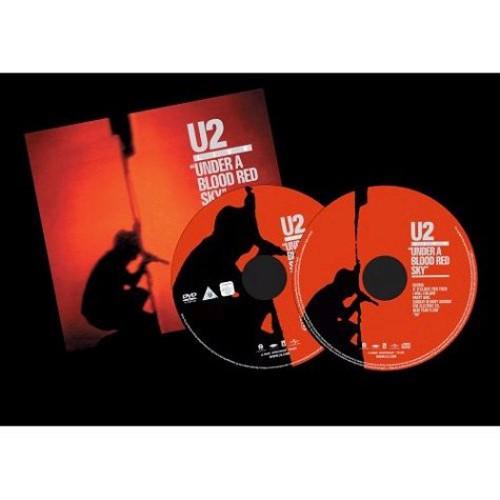 U2-Under a Blood Red Sky