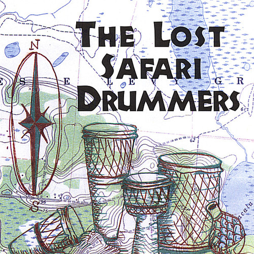 Lost Safari Drummers