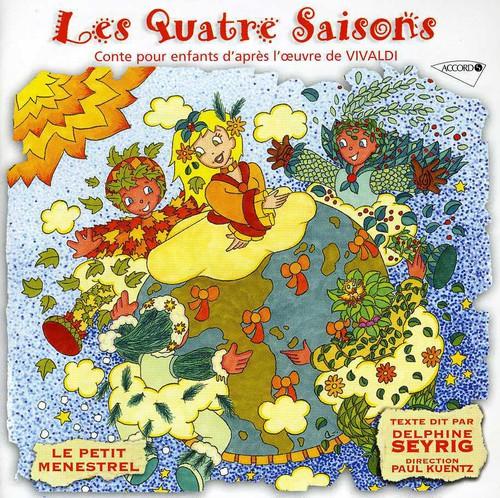 Vivaldi: Four Seasons (Conte Pour Enfants D'apres)