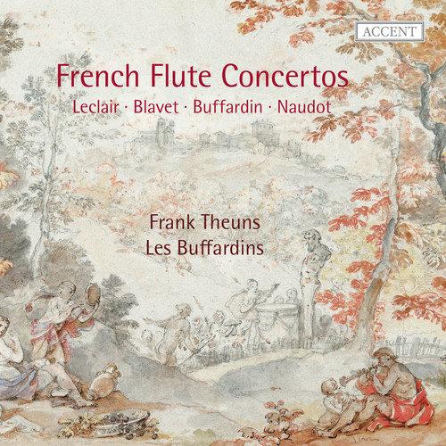 French Flute Concertos