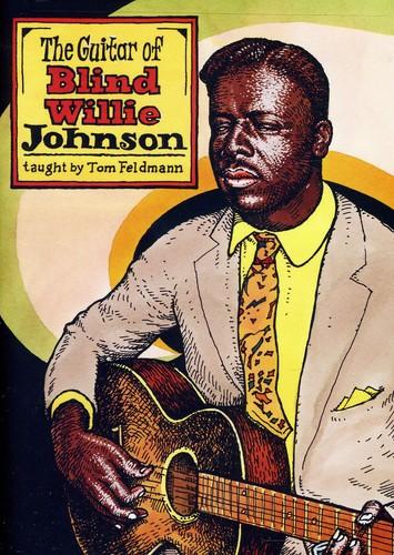 Guitar of Blind Willie Johnson