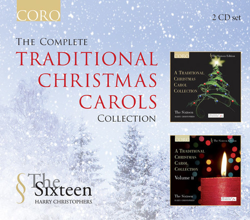 The Sixteen - The Complete Traditional Christmas Carols Collection
