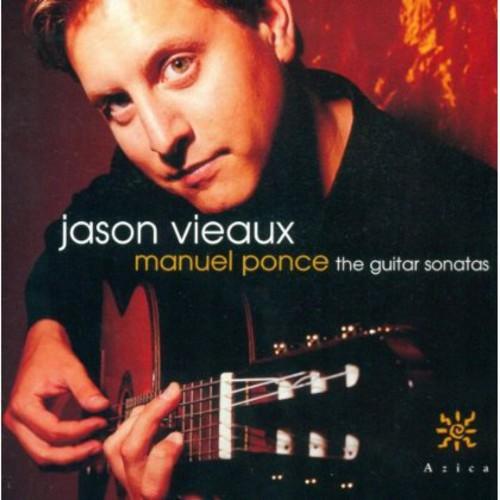 Ponce: Guitar Sonatas