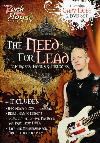 Need for Lead: Phrases Hooks & Melodies