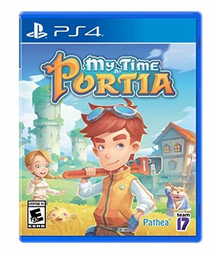 - My Time at Portia for PlayStation 4