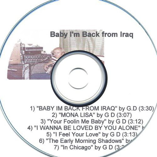 Baby I'm Back from Iraq