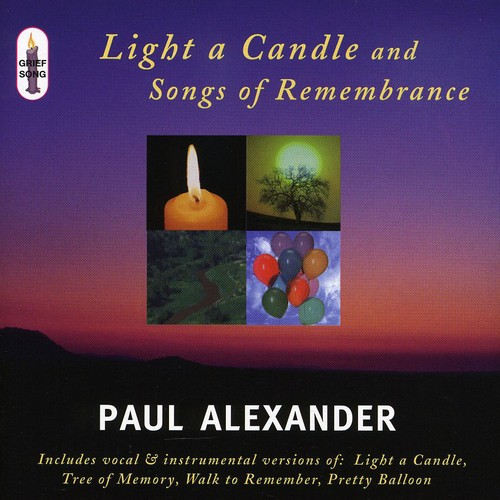 Light a Candle & Songs of Remembrance