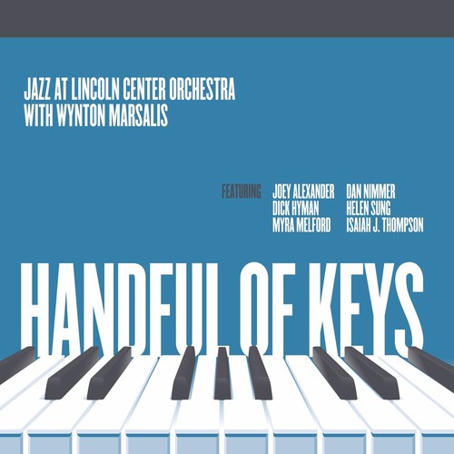 The Jazz At Lincoln Center Orchestra With Wynton Marsalis - Handful Of Keys