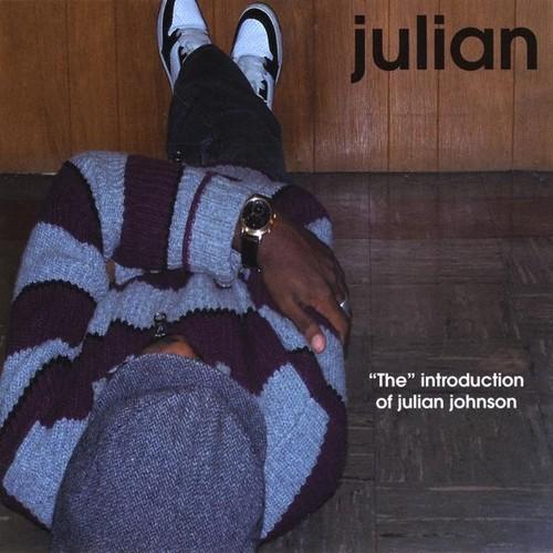 Introduction of Julian Johnson