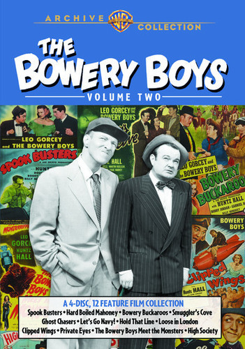 The Bowery Boys: Volume Two