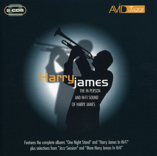 The In Person and H-Fi Sounds Of Harry James