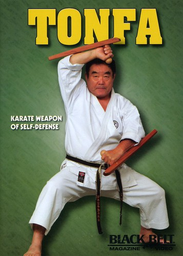 Black Belt Magazine: Tonfa - Karate Weapon of Self