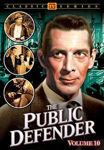 Public Defender - Volume 10: 4-Episode Collection