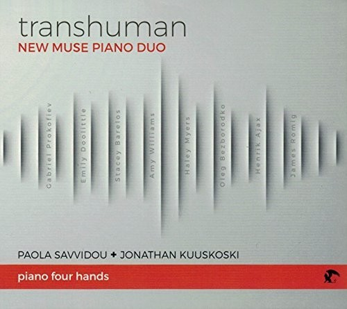 Transhuman: New Muse Piano Dup