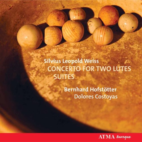 Concerto for Two Lutes /  Suites