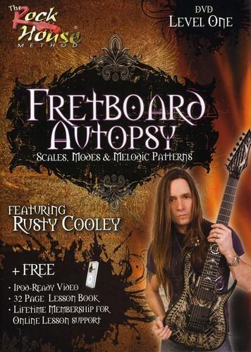 Fretboard Autopsy Level 1