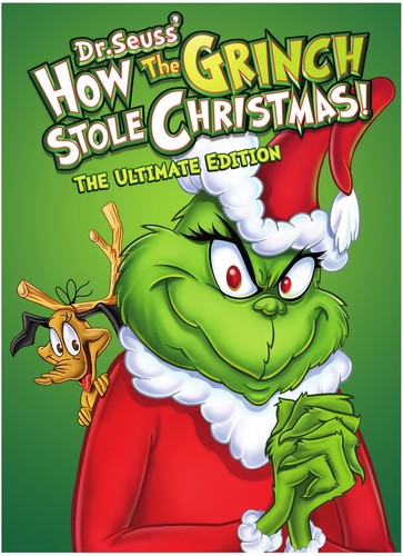 Dr. Seuss' The Grinch - Dr. Seuss' How The Grinch Stole Christmas [Ultimate Edition]