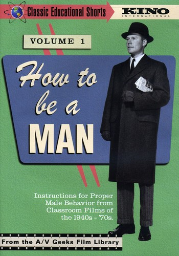 How To Be A Man - How To Be A Man