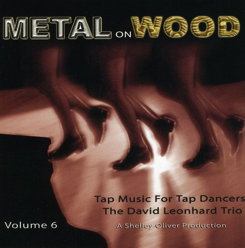 Tap Music for Tap Dancers 6 Metal on Wood