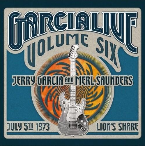 Garcialive, Volume 6: July 5, 1973 Lion's Share