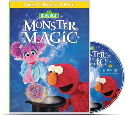 Sesame Street: Monster Magic