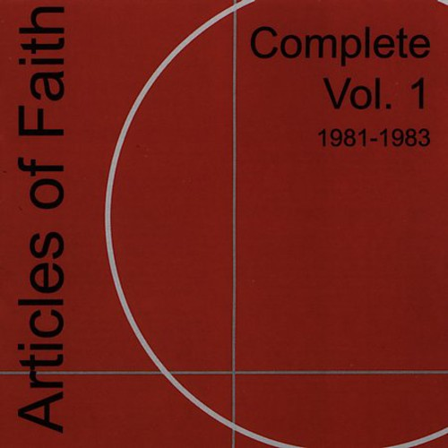 Complete, Vol. 1 1981-1984