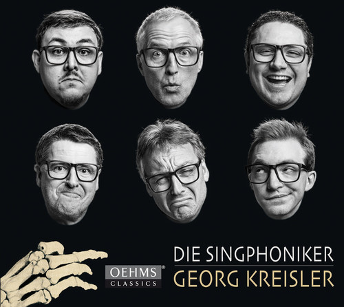 Die Singphoniker - Die Singphoniker - Songs By Georg Kreisler In