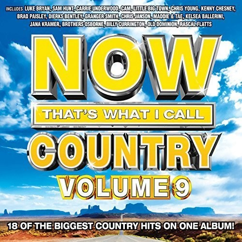 Now That's What I Call Music! - NOW That's What I Call Country Vol. 9