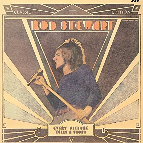 Rod Stewart - Every Picture Tells A Story [Import Limited Edition]