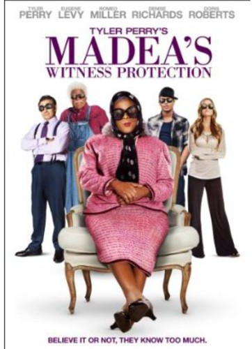 Tyler Perry's Madea [Movie] - Madea's Witness Protection