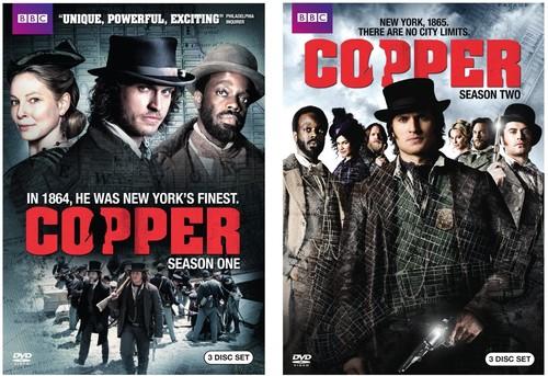 Copper: Complete Series