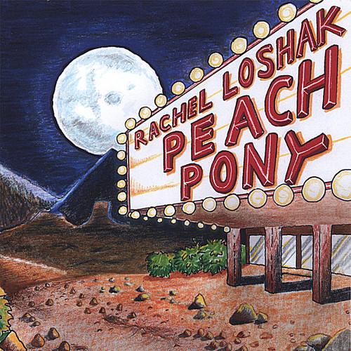 Peach Pony