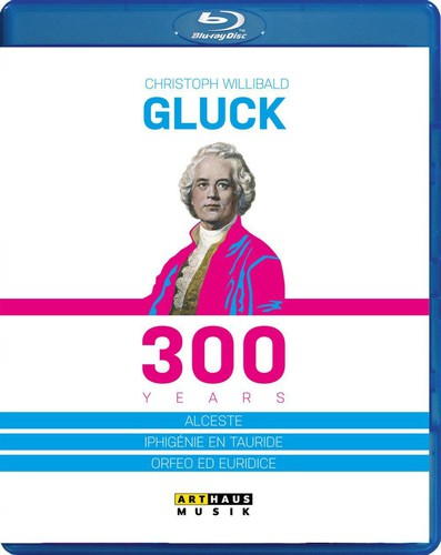 Christoph Willibald Gluck-300 Years