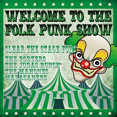 Welcome to the Folk Punk /  Various