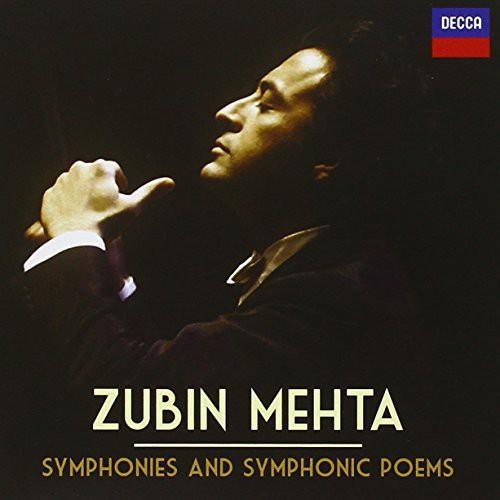 Symphonies & Symphonic Poems
