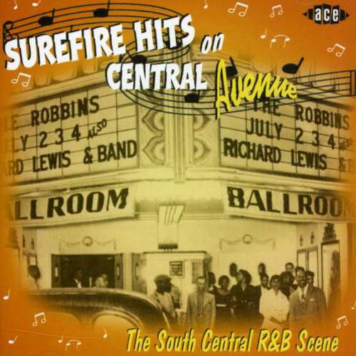 Surefire Hits on Central Avenue /  Various [Import]