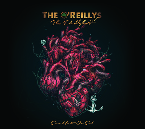 The O'Reillys And The Paddyhats - Seven Hearts - One Soul