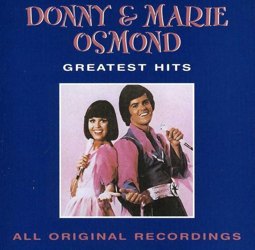 Best of Donny & Marie Osmond