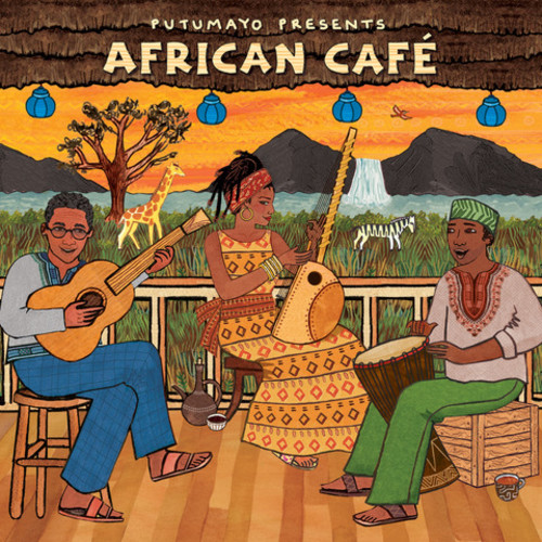 Putumayo Presents - African Cafe