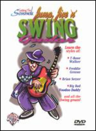 Jump Jive & Swing Guitar