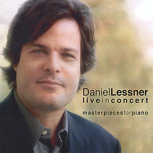 Live In Concert: Masterpieces For Piano