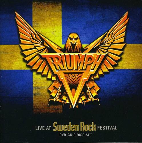Triumph - Live At Sweden Rock Festival (W/Dvd)