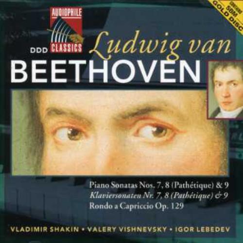 Beethoven: Pno Sonatas Nos 7 - 9