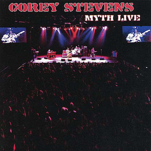 Stevens, Corey : Myth Live