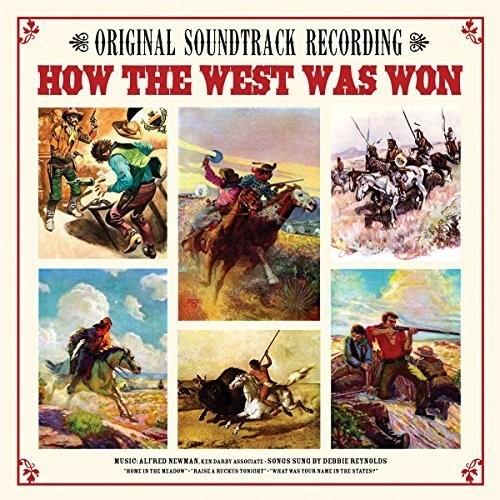 How the West Was Won (Original Soundtrack Recording) [Import]