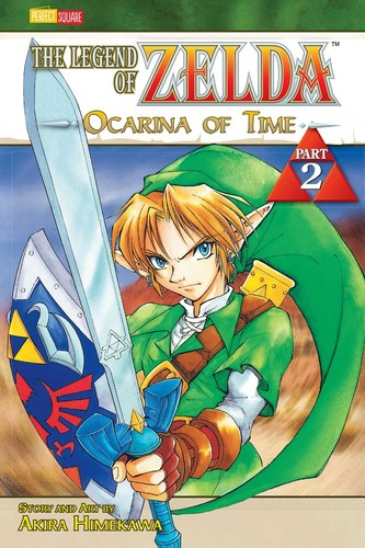 Akira Himekawa - The Legend of Zelda, Vol. 2: Ocarnia of Time, Part 2