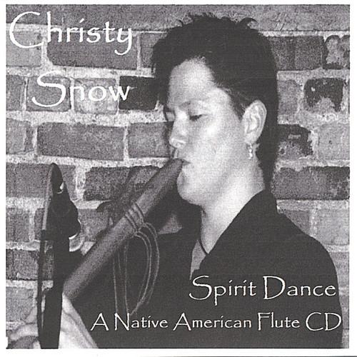 Spirit Dance-A Native American Flute CD