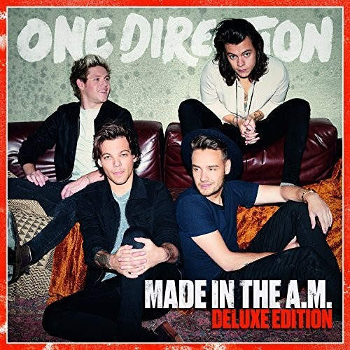 One Direction - Made In The A.M. (Japanese Deluxe Edition)